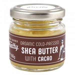 Zoya Goes Pretty - Shea Butter met Cacao (60 g)