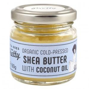 Zoya Goes Pretty - Shea Butter met Coconut Olie (60 g)