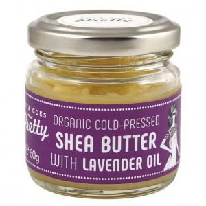 Zoya Goes Pretty - Shea Butter met Lavendel Olie (60 g)