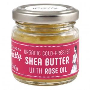 Zoya Goes Pretty - Shea Butter met Rose Olie (60 g)