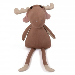 Filibabba Knuffel Milo the Moose (52 cm)
