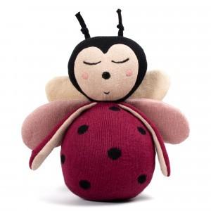Filibabba Tuimelaar Lullu the Ladybug