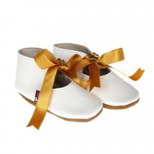 Puriy Schoentjes Witte Ballerinas