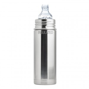 Pura Thermos Tuitfles 260ml RVS Naturel