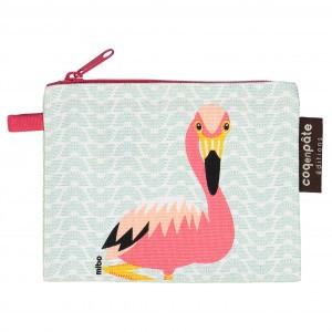 Coq en Pate Portemonnee Flamingo