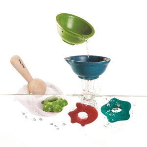 PlanToys Badspeelgoed Waterset
