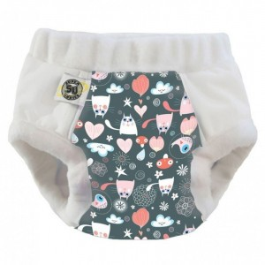 Super Undies Night Time Nachtluier Putty Tat ( 7-12 jaar )