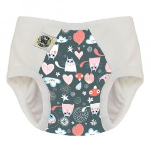 Super Undies Pull On Oefenbroekje Putty Tat