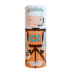 Petit Collage Puzzel Astronaut