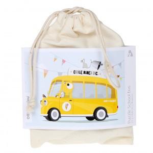 Olli + Jeujeu Puzzel Schoolbus (24 stuks)