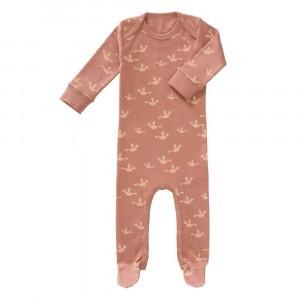 Fresk Pyjama met voetjes Birds
