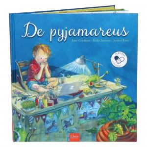 Clavis 'Pleister' Informatief Leesboek De pyjamareus
