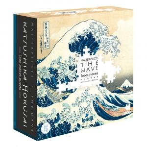 Londji Puzzel 'The Wave' (1000 stuks)