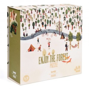 Londji Puzzel 'Enjoy the Forest'