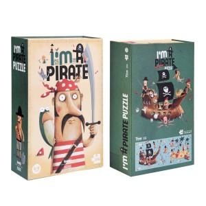 Londji Puzzel 'I'm a pirate'