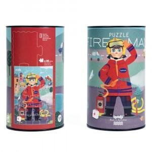 Londji Puzzel 'Fireman'