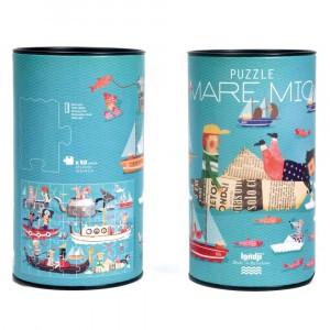 Londji Puzzel 'Mare Mio' (50 stuks)