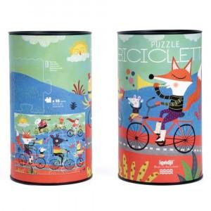 Londji Puzzel 'Bicicletta'
