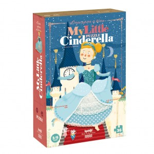 Londji Puzzel 'My Little Cinderella'
