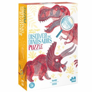Londji Puzzel 'Discover The Dinosaurs'