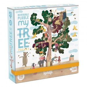 Londji Pocket Puzzel 'My Tree'