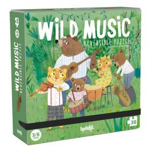 Londji Puzzel 'Wild Music'