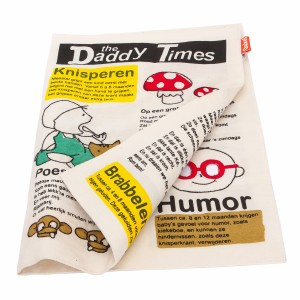 Qukel Knisperkrant 'The Daddy's Time'