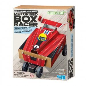 4M Kidzlabs Bouwpakket Box Racer