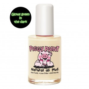 Piggy Paint Nagellak Radioactive (Glow green in the dark)