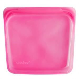 Stasher Bag Diepvrieszakje Roze