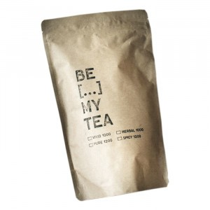 Be Spicy My Tea Verkwikkende Thee met Kurkuma (120 gr) Refill