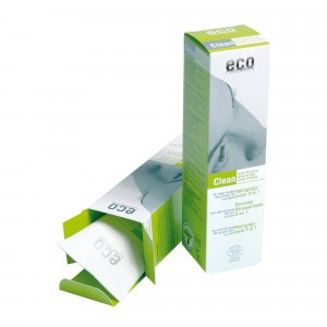 Eco Cosmetics Reinigingsmelk 3 in 1 met groene thee en mirte 125ml