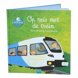 Clavis Leesboekje Op reis met de trein