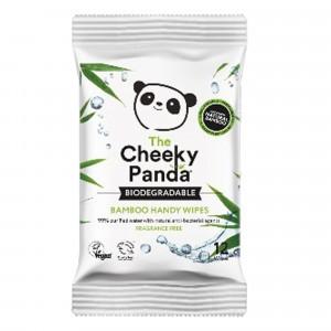 The Cheeky Panda Billendoekjes Reisverpakking (12 doekjes)
