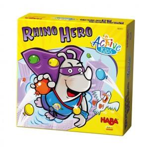 Haba Spel Rhino Hero 'Active Kids'