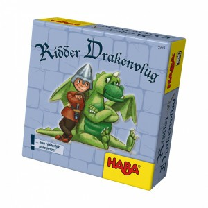 Haba Supermini Spel Ridder Drakenvlug