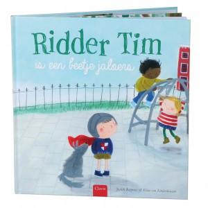 Clavis Leesboek Ridder Tim is een beetje jaloers
