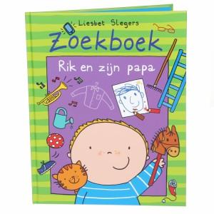 Clavis Zoekboek Rik en zijn papa