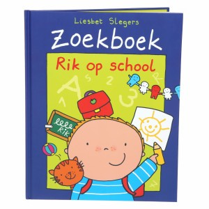 Clavis Zoekboek Rik op school
