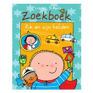 Standaard Uitgeverij Zoekboek Rik en zijn helden