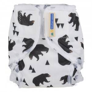 Mother ease Overbroekje Rikki XL (15-20 kg) Bear Bum