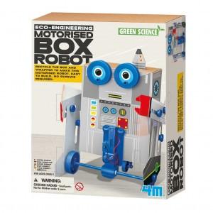 4M Kidzlabs Bouwpakket Box Robot