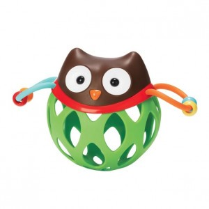 Skip Hop Roll-Around Rattle Uil