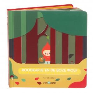 Oogappel Sprookjesboek Roodkapje en de boze wolf
