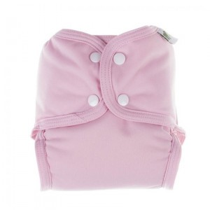 Little Lamb Sized Pocket Nappy Roze