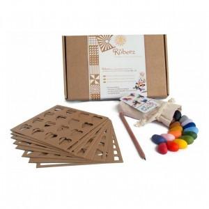Crayon Rocks Sojawaskrijtjes Rubeez Artbox