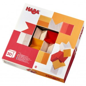 Haba 3D Compositiespel Rubius