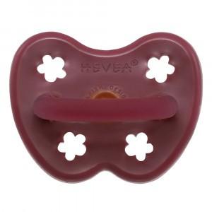 Hevea Fopspeentje Anatomisch Ruby Red 3-36 maand