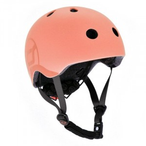 Tweede Kans product - Scoot and Ride Helm S - Peach