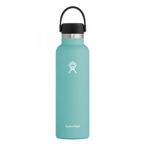 Hydro Flask Insulated Drinkfles Standard Mouth w/ Standard Flex Cap (621 ml) Alpine